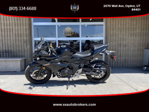 2018 Suzuki GSX250R for sale at S S Auto Brokers in Ogden UT