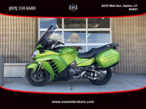 2012 Kawasaki Concours 14 ABS for sale at S S Auto Brokers in Ogden UT
