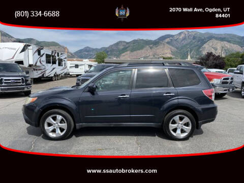 2009 Subaru Forester for sale at S S Auto Brokers in Ogden UT