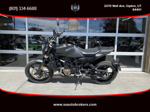 2019 Husqvarna SVARTPILEN 701 for sale at S S Auto Brokers in Ogden UT