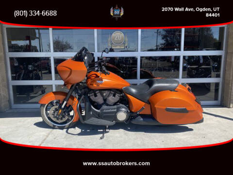 2017 Victory Cross Country for sale at S S Auto Brokers in Ogden UT