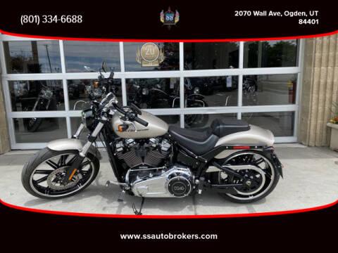 2018 Harley-Davidson FXBRS Breakout 114 for sale at S S Auto Brokers in Ogden UT