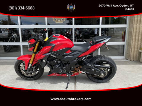 2018 Suzuki GSX-S750 for sale at S S Auto Brokers in Ogden UT