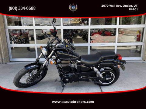 2017 Suzuki Boulevard  for sale at S S Auto Brokers in Ogden UT