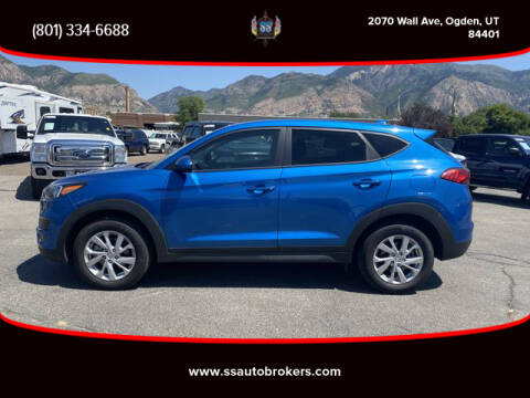 2019 Hyundai Tucson for sale at S S Auto Brokers in Ogden UT