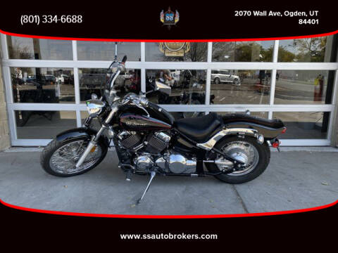 2011 Yamaha V-Star for sale at S S Auto Brokers in Ogden UT