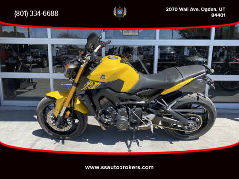 2015 Yamaha FZ-09 for sale at S S Auto Brokers in Ogden UT