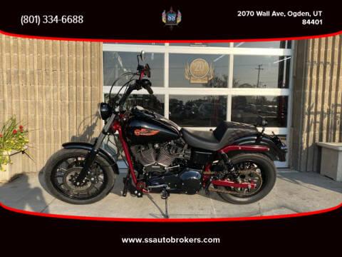2001 Harley-Davidson FXDXT Dyna SG T-Sport for sale at S S Auto Brokers in Ogden UT