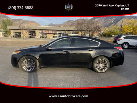2009 Acura TL for sale at S S Auto Brokers in Ogden UT