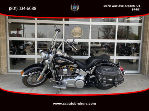 2011 Harley-Davidson FLSTC Heritage Softail Classic for sale at S S Auto Brokers in Ogden UT