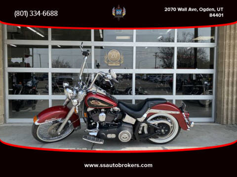 1999 HARLEY DAVIDSON HERITAGE SOFTAIL for sale at S S Auto Brokers in Ogden UT