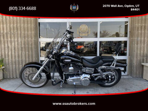 2006 Harley-Davidson FXDWGI Dyna Wide Glide for sale at S S Auto Brokers in Ogden UT