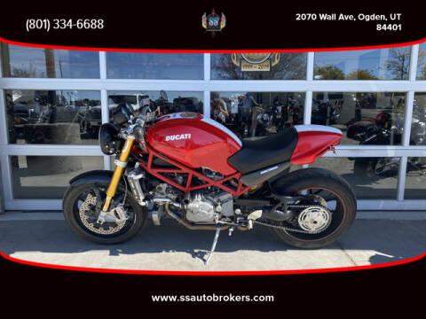 2007 Ducati Monster S4R S Testastretta for sale at S S Auto Brokers in Ogden UT