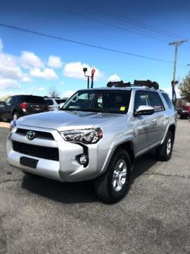 2016 Toyota 4Runner for sale in Ogden, UT