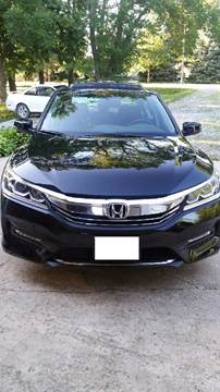 2016 Honda Accord for sale at Drive Deleon in Yonkers NY