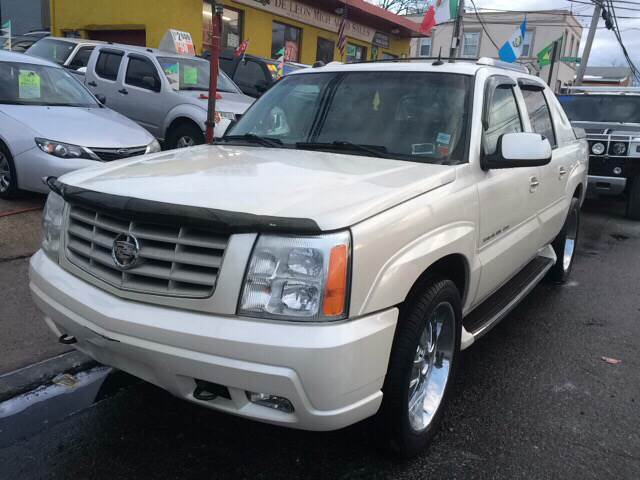 2004 Cadillac Escalade EXT for sale in Yonkers, NY