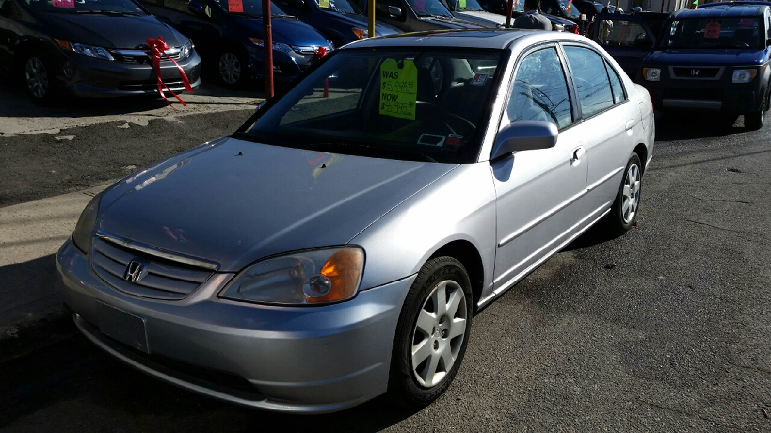 2001 honda civic for sale in new york