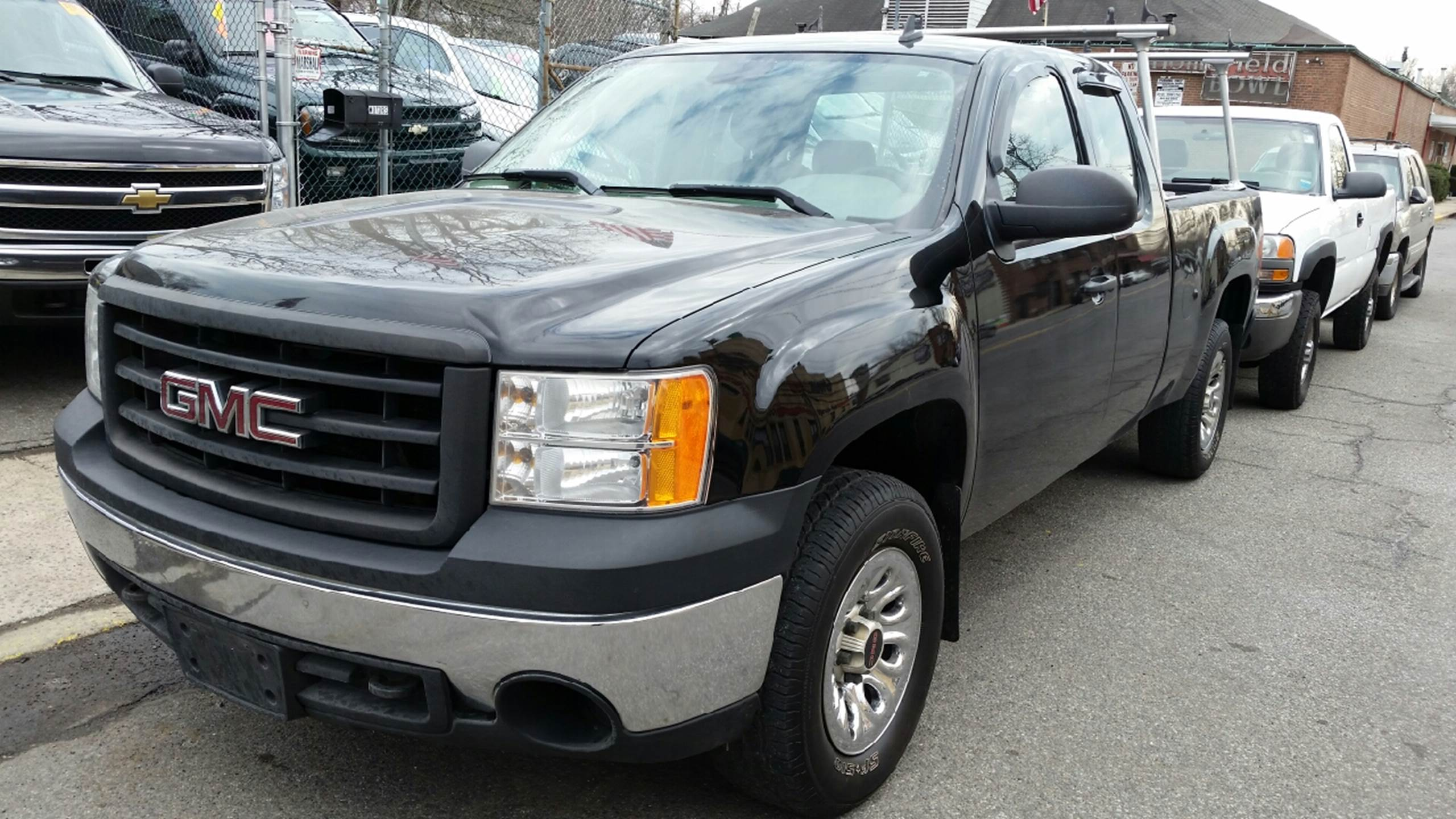 used gmc sierra 1500 for sale in yonkers ny. Black Bedroom Furniture Sets. Home Design Ideas