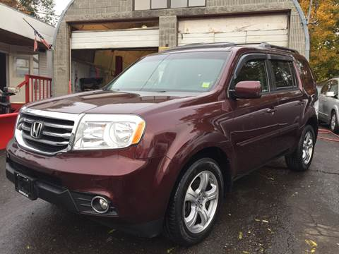 2012 Honda Pilot for sale in Yonkers, NY