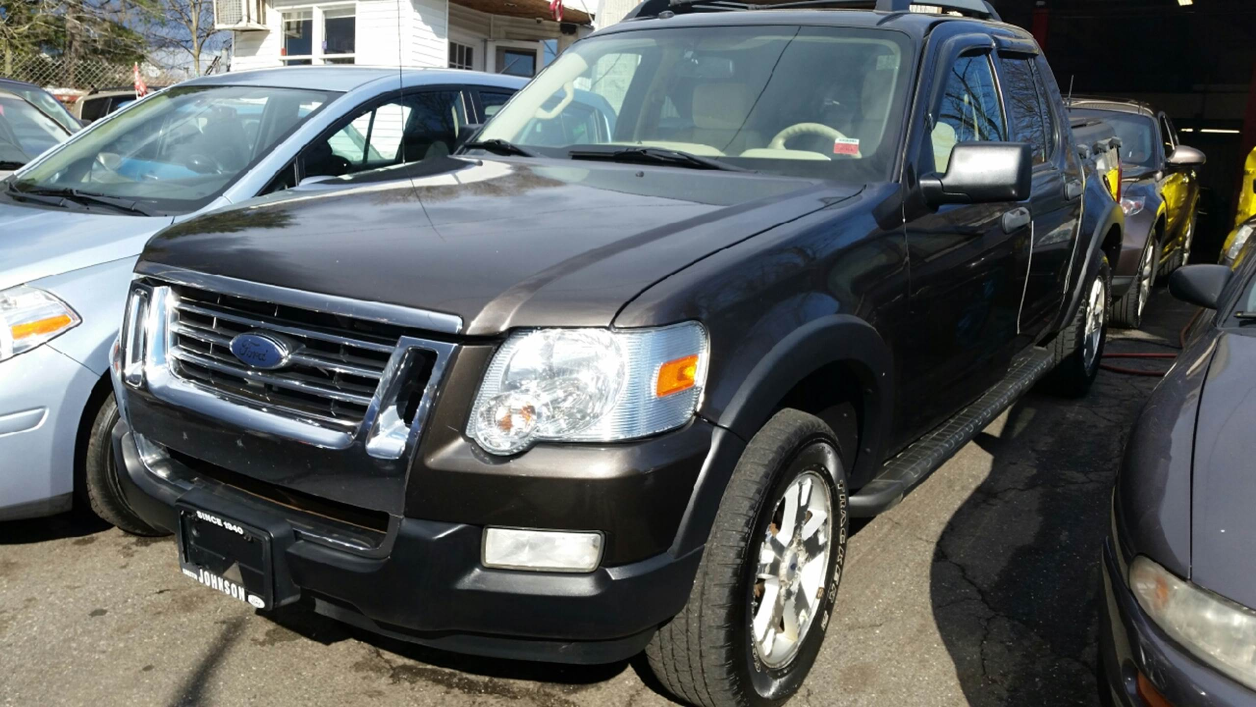 2007 ford explorer sport trac for sale in yonkers ny