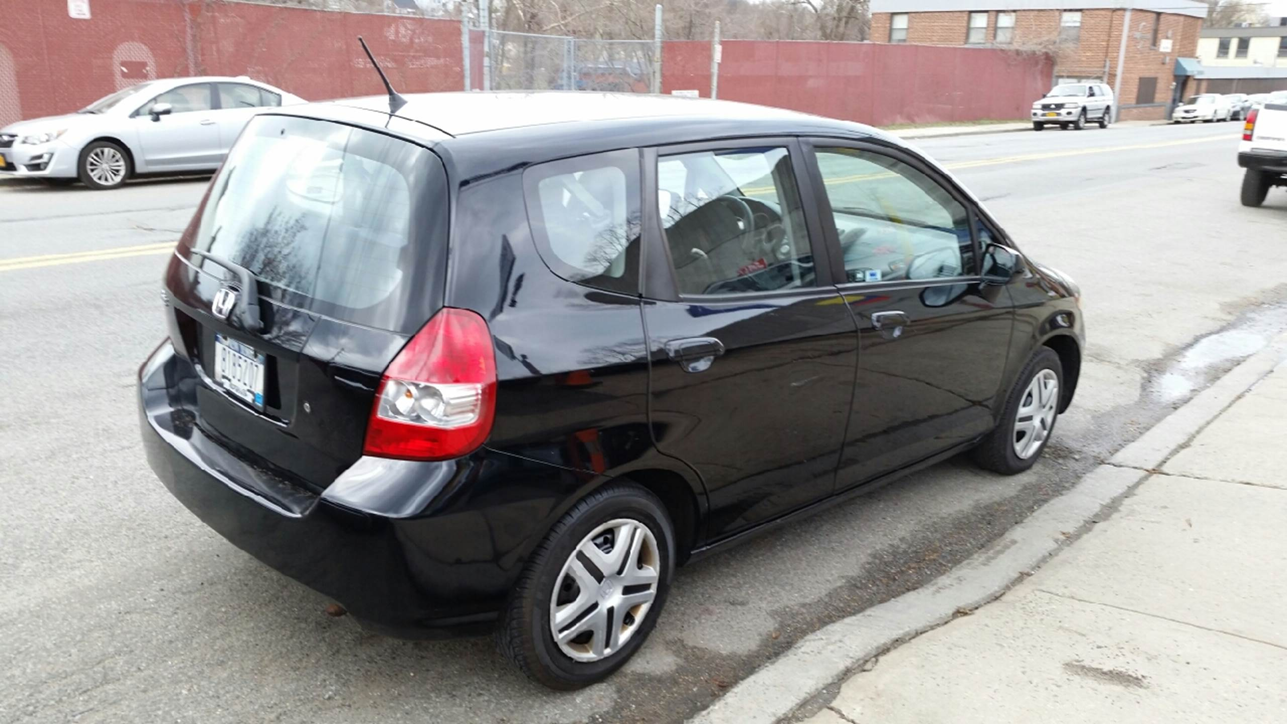 2007 Honda Fit Base 4dr Hatchback 15l I4 5a In Yonkers Ny Front Shocks Contact