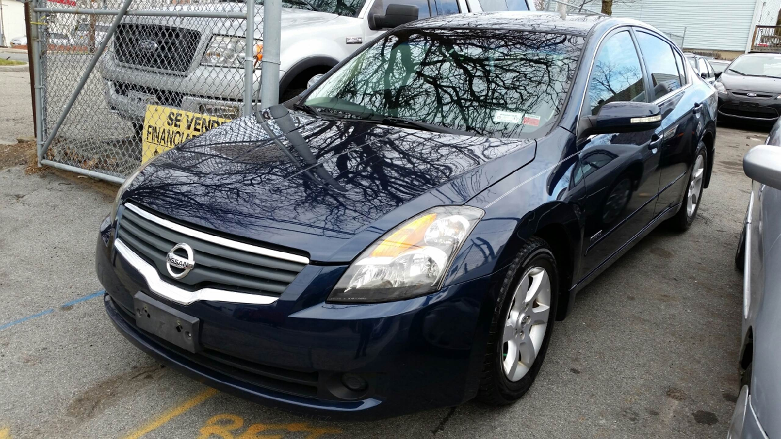 2008 Nissan Altima Hybrid for sale in Yonkers, NY