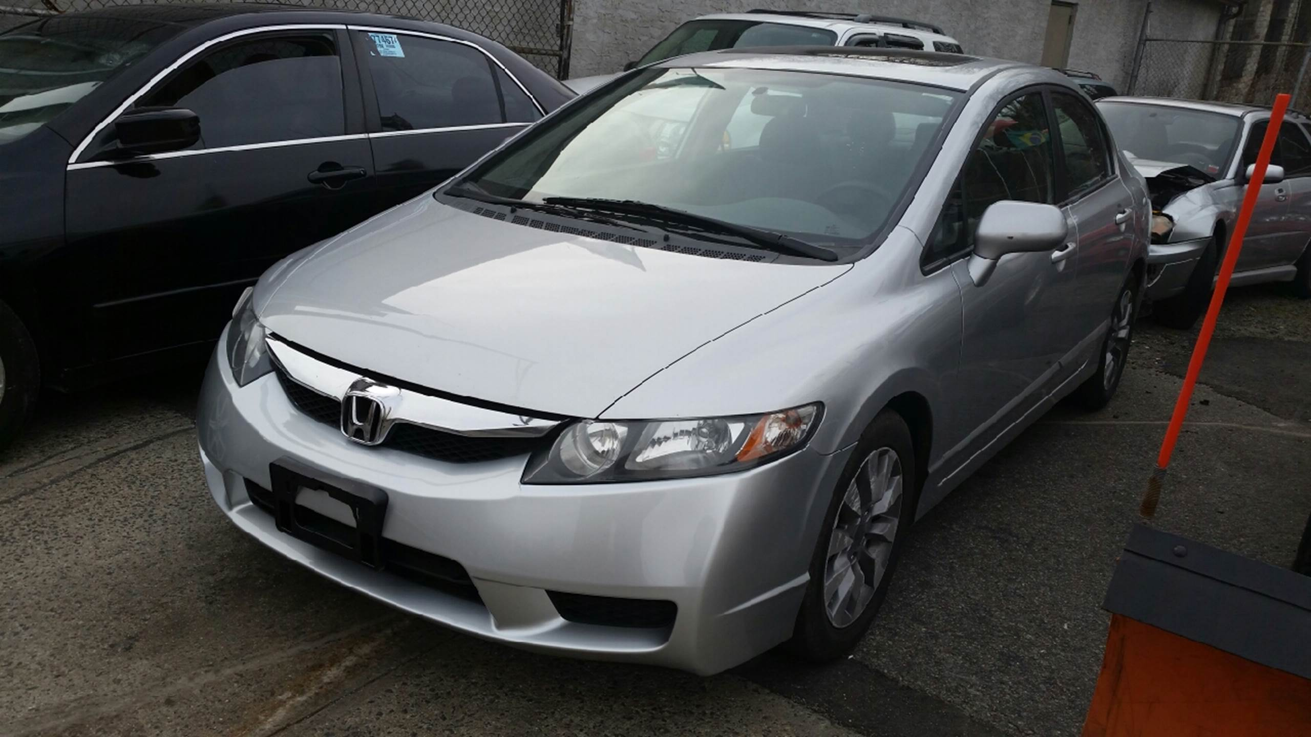 2009 honda civic for sale in yonkers ny. Black Bedroom Furniture Sets. Home Design Ideas
