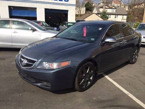 Acura TSX For Sale In Yonkers NY Carsforsalecom - Acura 2005 tsx for sale