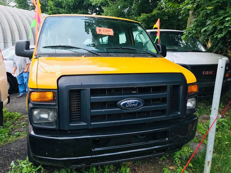 2012 Ford E-Series Cargo E-150 3dr Cargo Van In Yonkers NY
