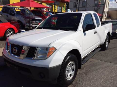 2007 Nissan Frontier for sale in Yonkers, NY