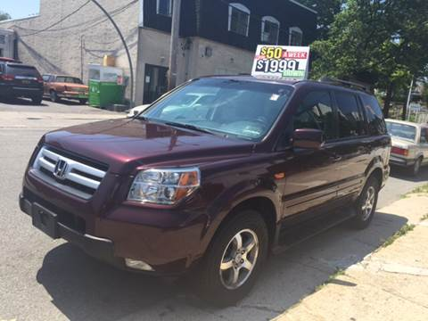 2008 Honda Pilot for sale in Yonkers, NY