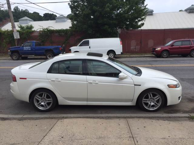 2008 Acura Tl 4dr Sedan In Yonkers NY - Deleon Mich Auto Sales on
