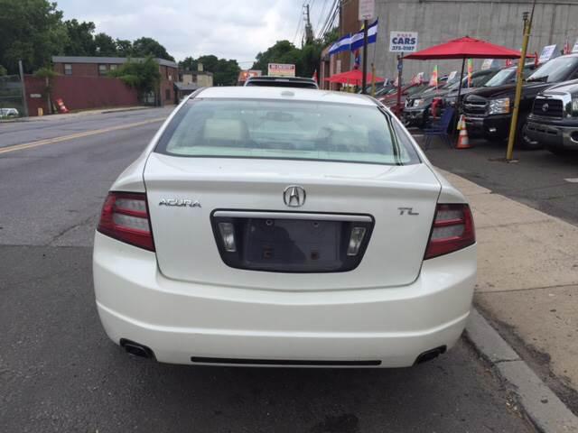 2008 Acura Tl 4dr Sedan In Yonkers NY - Deleon Mich Auto Sales on