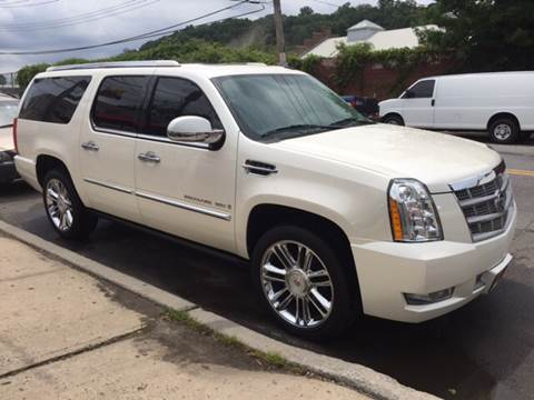 Cadillac Escalade Esv For Sale In Yonkers Ny Carsforsale Com