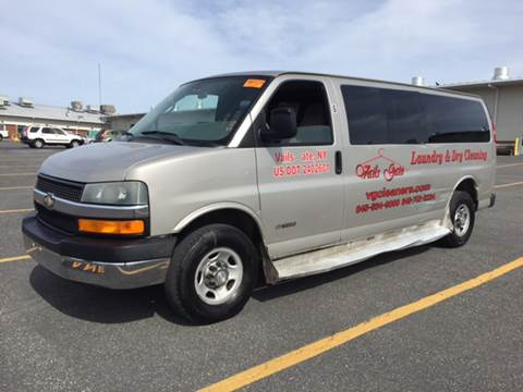 2006 Chevrolet Express Passenger for sale in Yonkers, NY