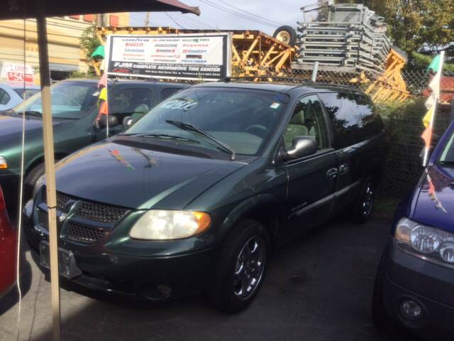 2001 Dodge Grand Caravan for sale in Yonkers, NY