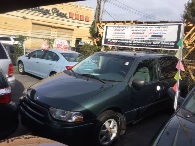 2002 Nissan Quest for sale in Yonkers, NY