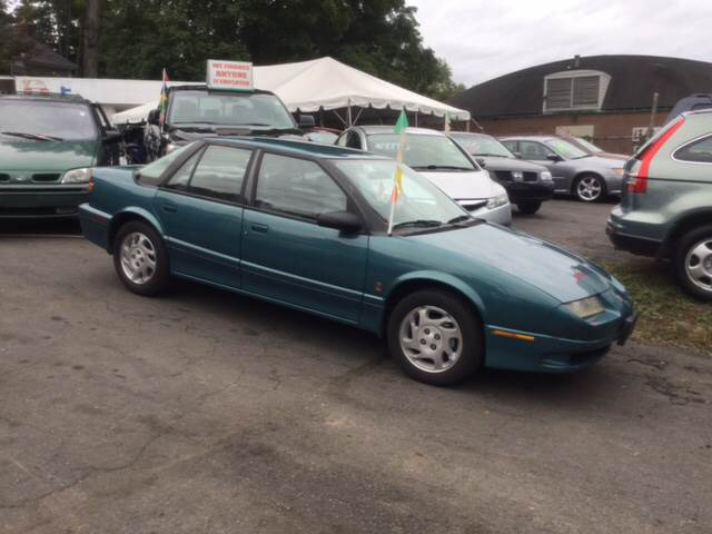 1995 Saturn S-Series for sale at Drive Deleon in Yonkers NY