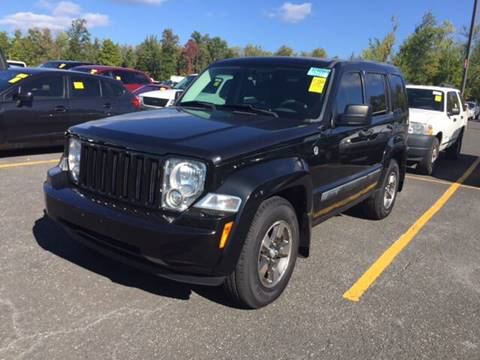 2008 Jeep Liberty for sale in Yonkers, NY