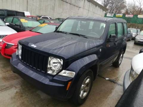 2012 Jeep Liberty for sale in Yonkers, NY