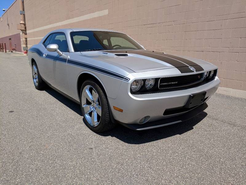 2010 Dodge Challenger R/T Classic 2dr Coupe - Wickliffe OH