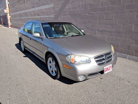 2002 Nissan Maxima for sale in Wickliffe, OH