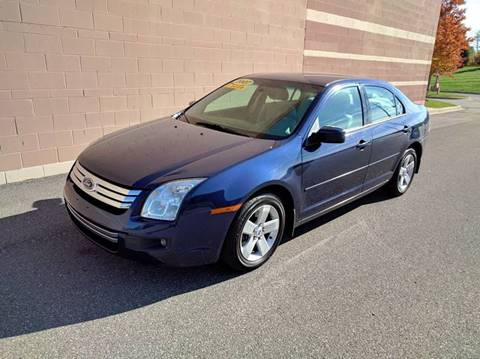 2007 Ford Fusion ... & Ford Used Cars Bad Credit Auto Loans For Sale Cleveland Jefferson ... markmcfarlin.com