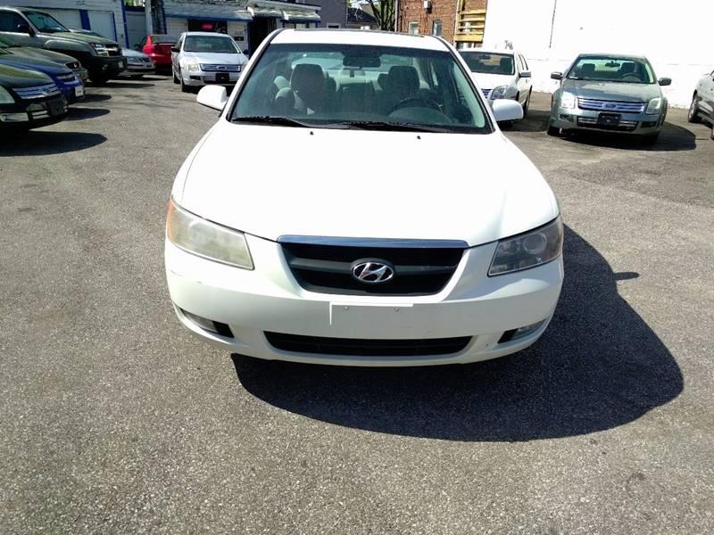 2006 Hyundai Sonata GLS 4dr Sedan - Cleveland OH