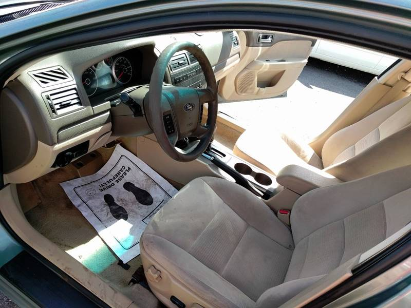 2006 Ford Fusion I4 SE 4dr Sedan - Cleveland OH