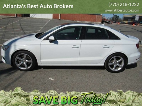 Audi For Sale In Ga >> Audi For Sale In Marietta Ga Atlanta S Best Auto Brokers