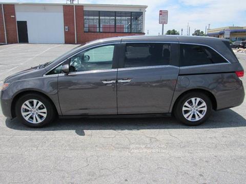2015 Honda Odyssey for sale in Marietta, GA