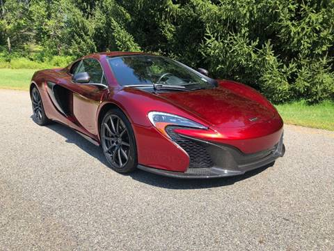 Used Mclaren For Sale Nj