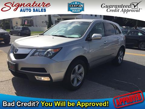 2011 Acura MDX for sale in Franklin Square, NY