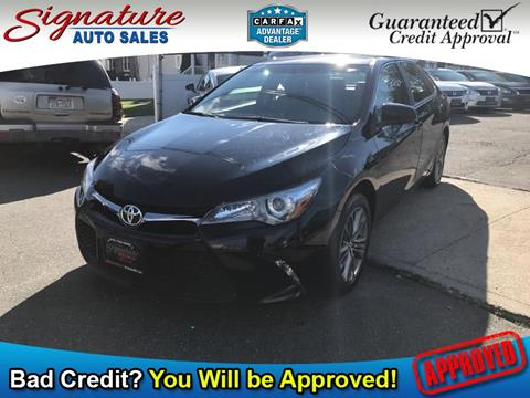 2016 Toyota Camry for sale in Franklin Square, NY